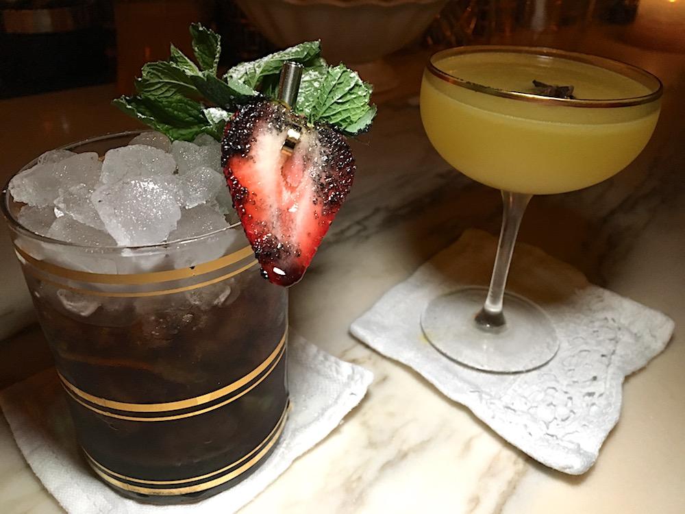 Curtis Stone Gwen cocktails