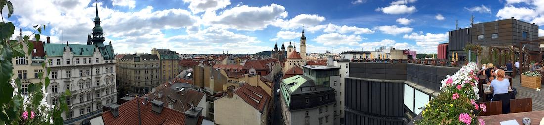 Prague restaurants