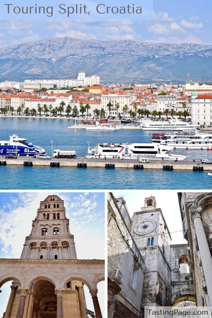 Touring Split Croatia   TastingPage.com