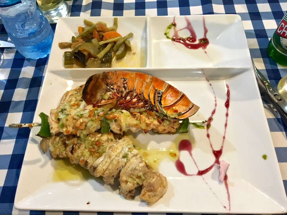 El Idilio lobster Havana.jpg