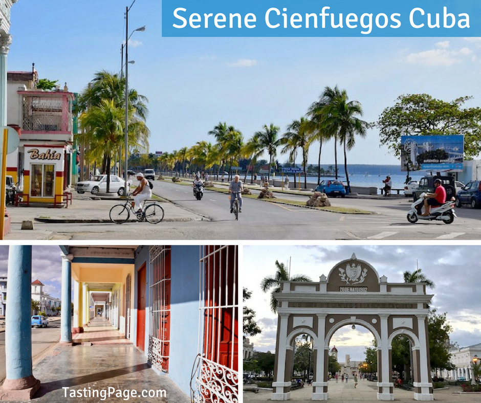Cienfuegos Cuba - what to see, do and where to eat | TastingPage.com