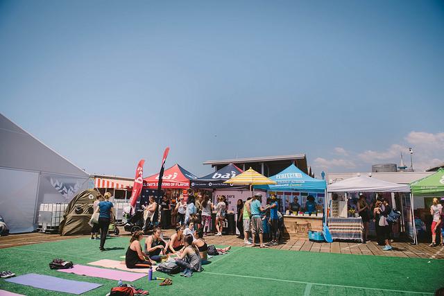 Photo by Alexandra Nurthen for Wanderlust Festival