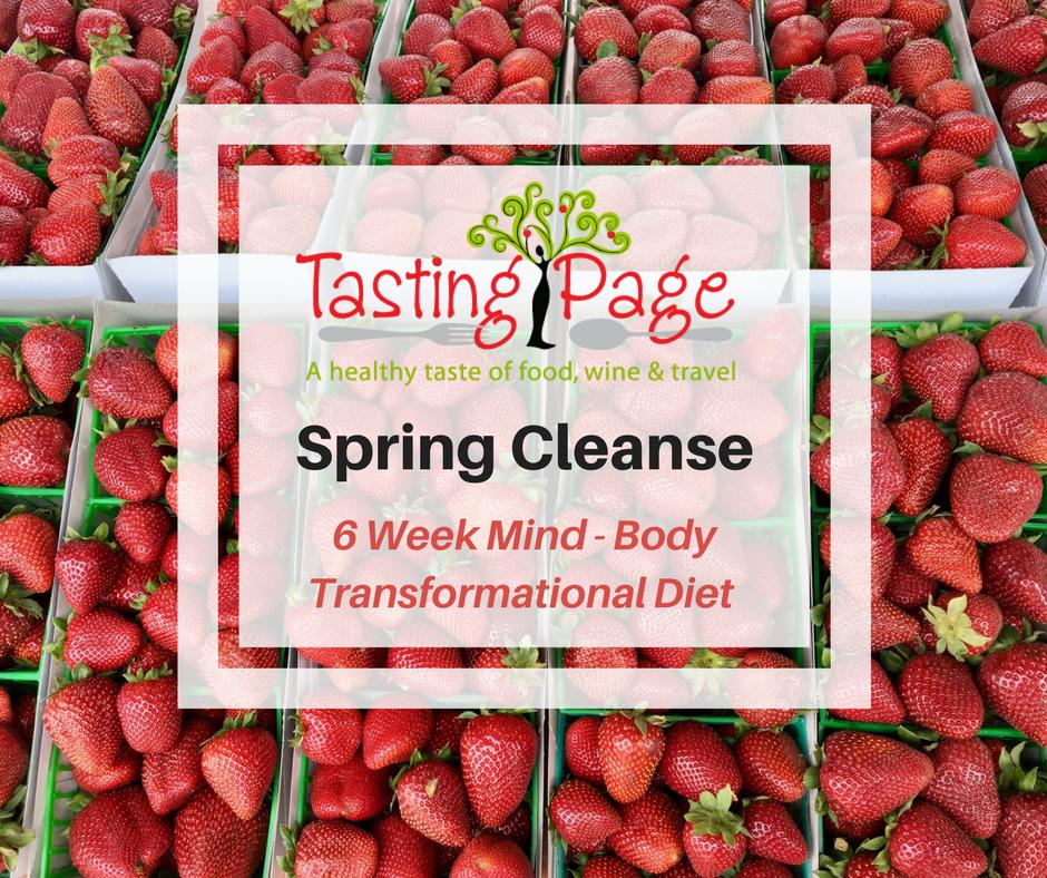 Spring Cleanse Diet Program