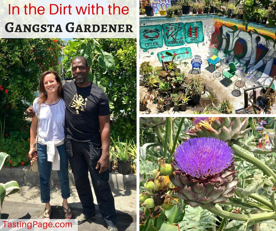 The Gangsta Gardener on Food Deserts and Worm Shit | TastingPage.com