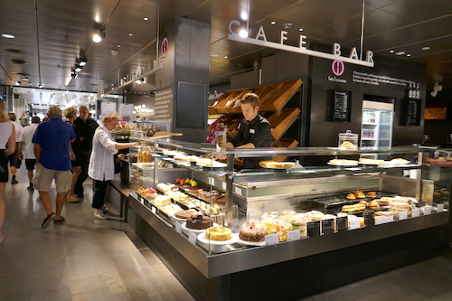Globus food hall.JPG