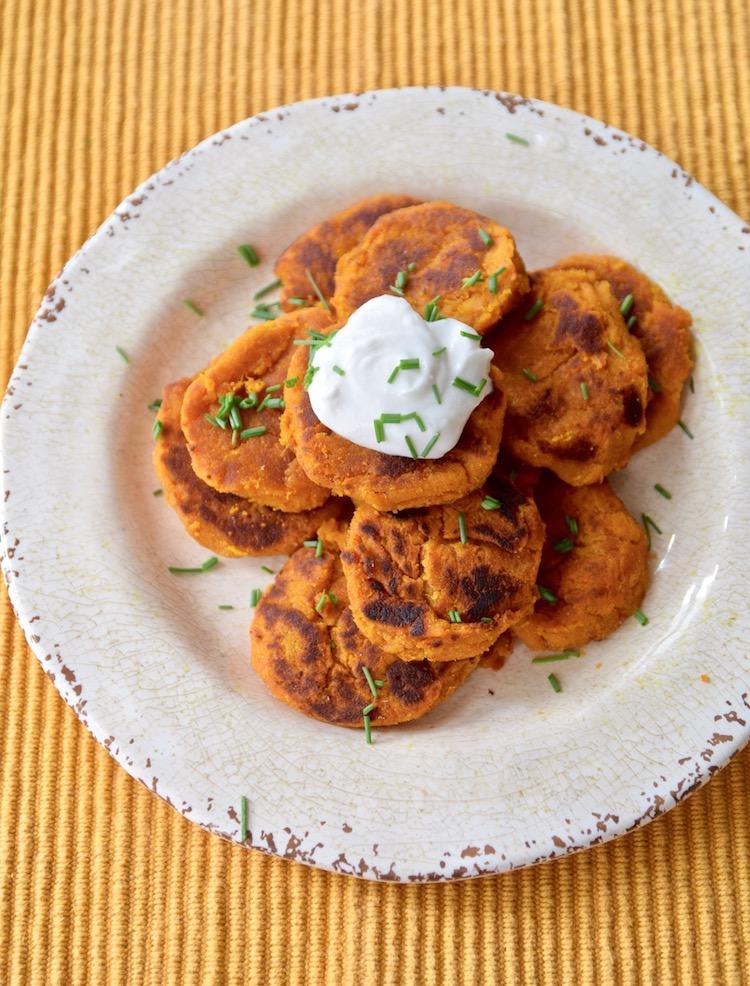 Vegan sweet potato pumpkin fritters.jpg