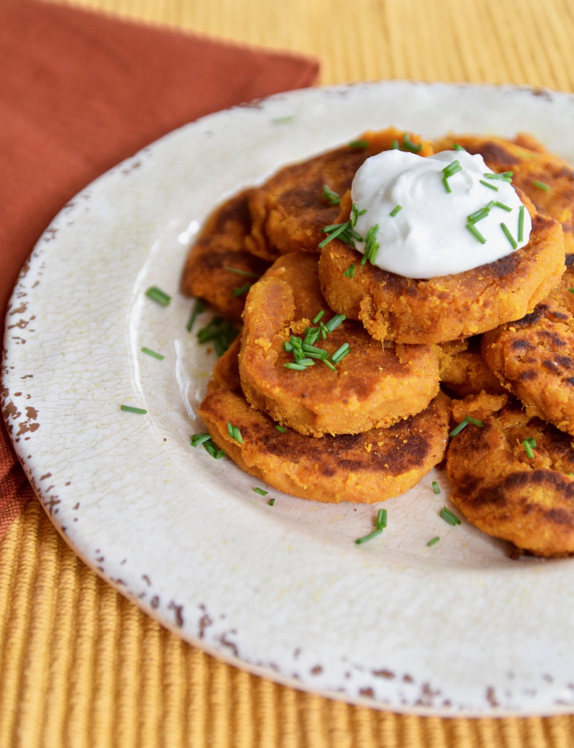 Gluten free sweet potato pumpkin fritters.jpg