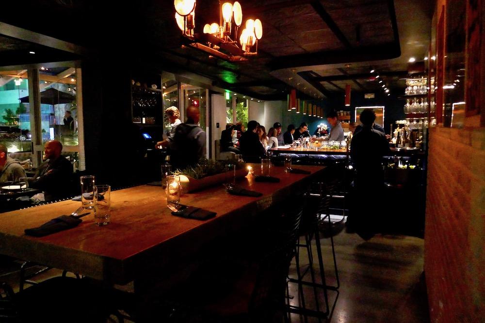 Native Restaurant Santa Monica