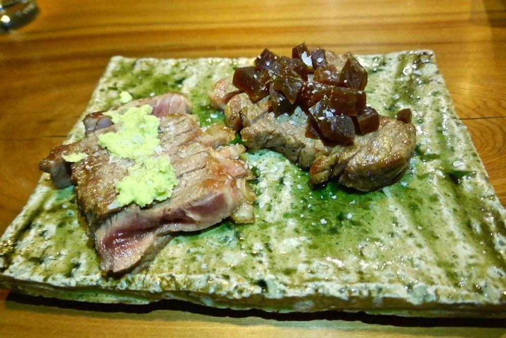 Shibumi holstein beef