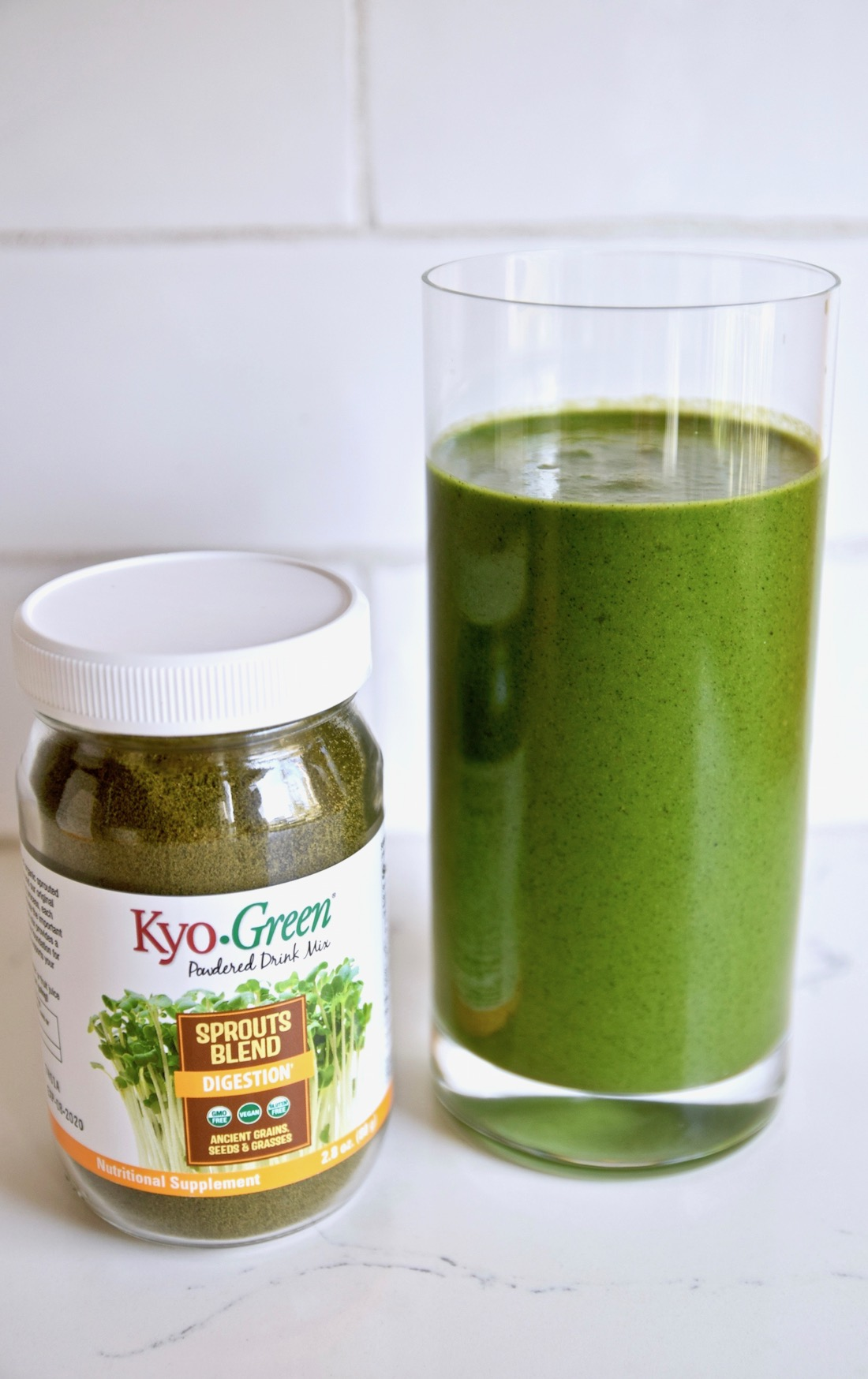 Kyo Green sprout blend smoothie.jpg
