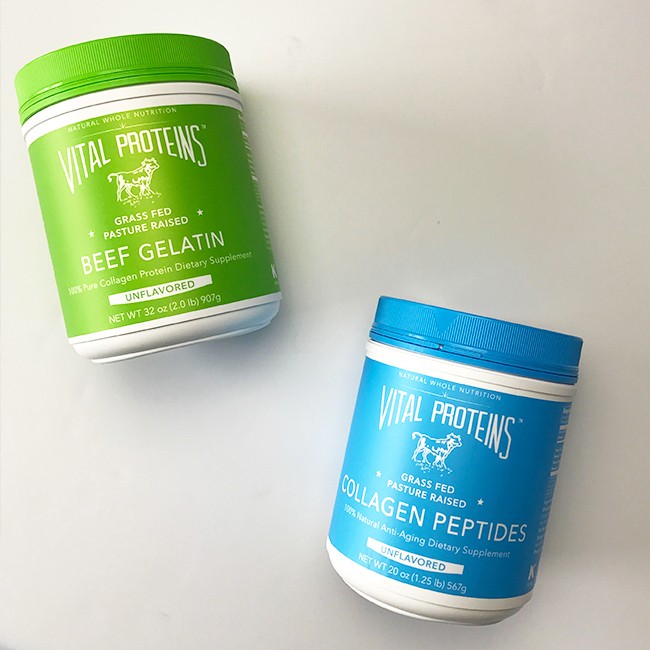 Vital Proteins Gelatin and Peptides