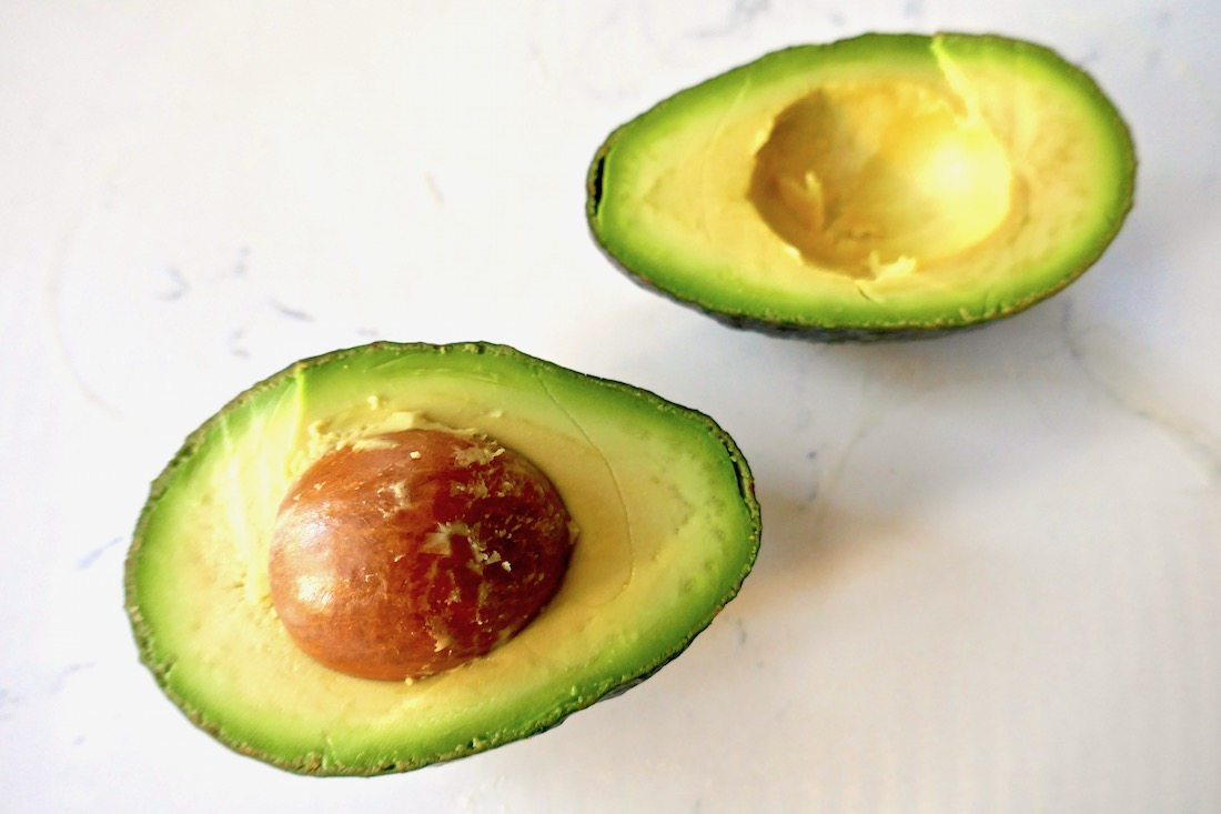 Avocados top the EWG Clean 15 list so you don't need to be as concerned with organic buying | TastingPage.com