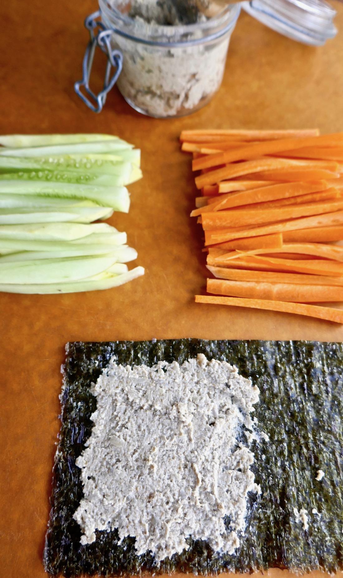 Carrot cucumber sushi.jpg