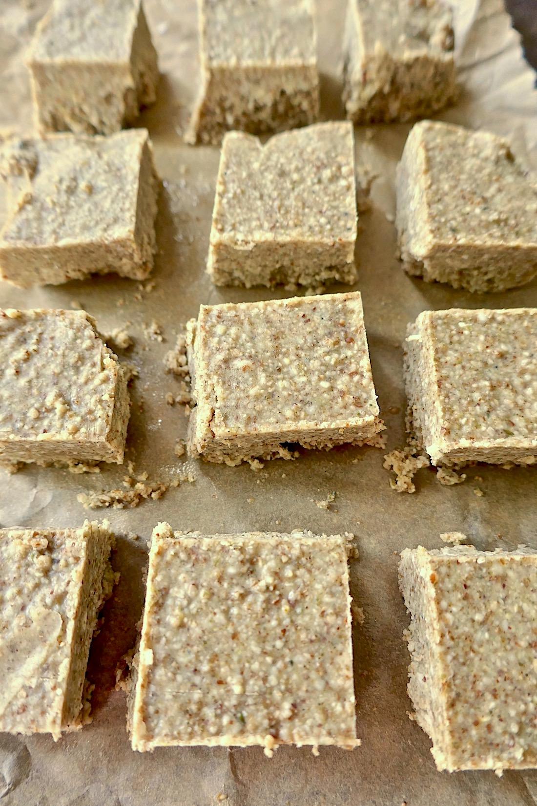 Nut free seed bars