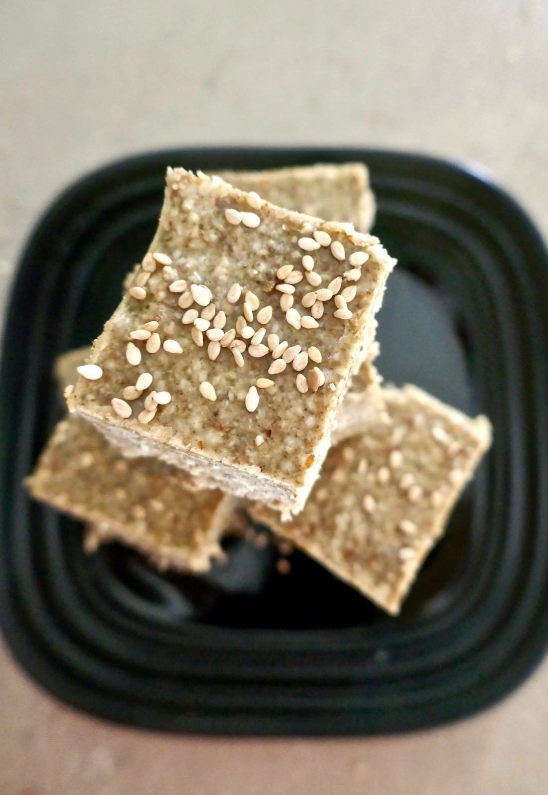 Nut and grain free seed bars