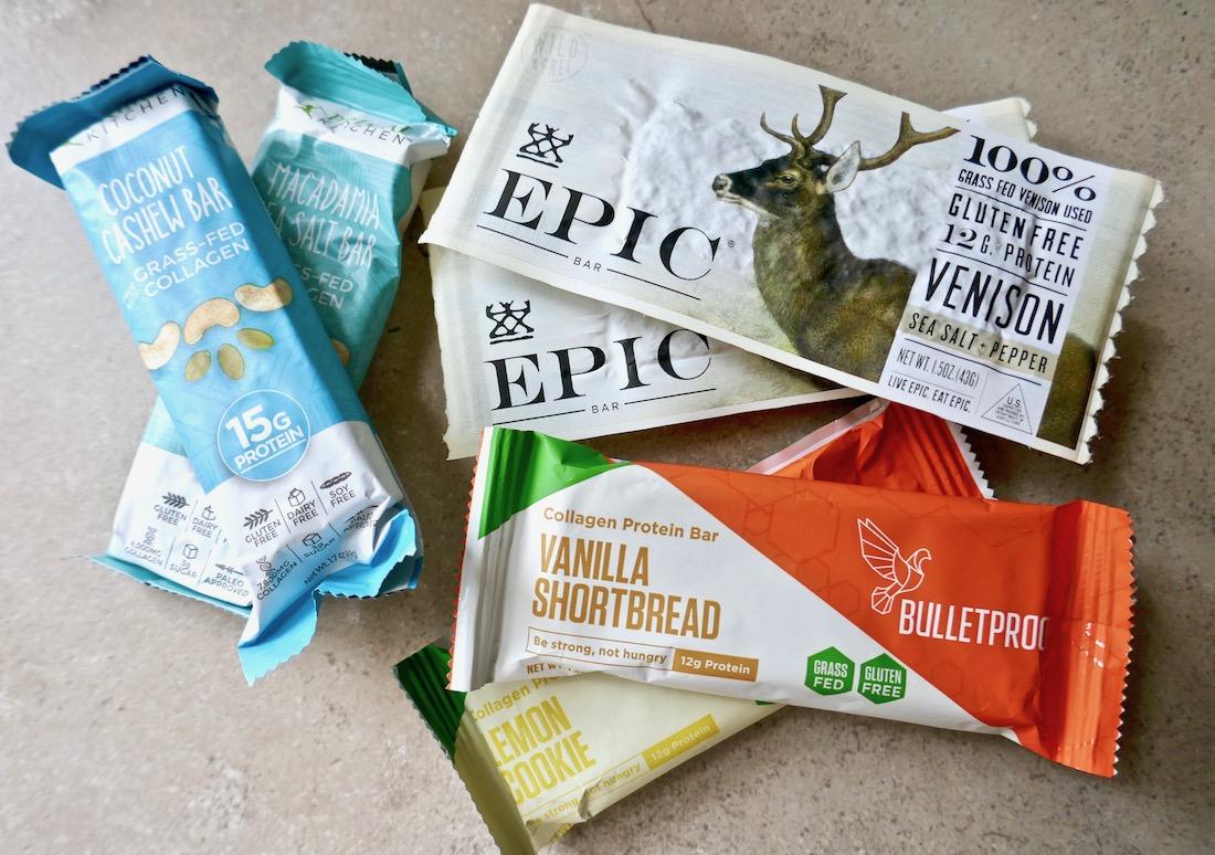 Healthy clean eating snack bars | TastingPage.com #healthysnack #healthysnacks #snackbar #proteinbar #energybite