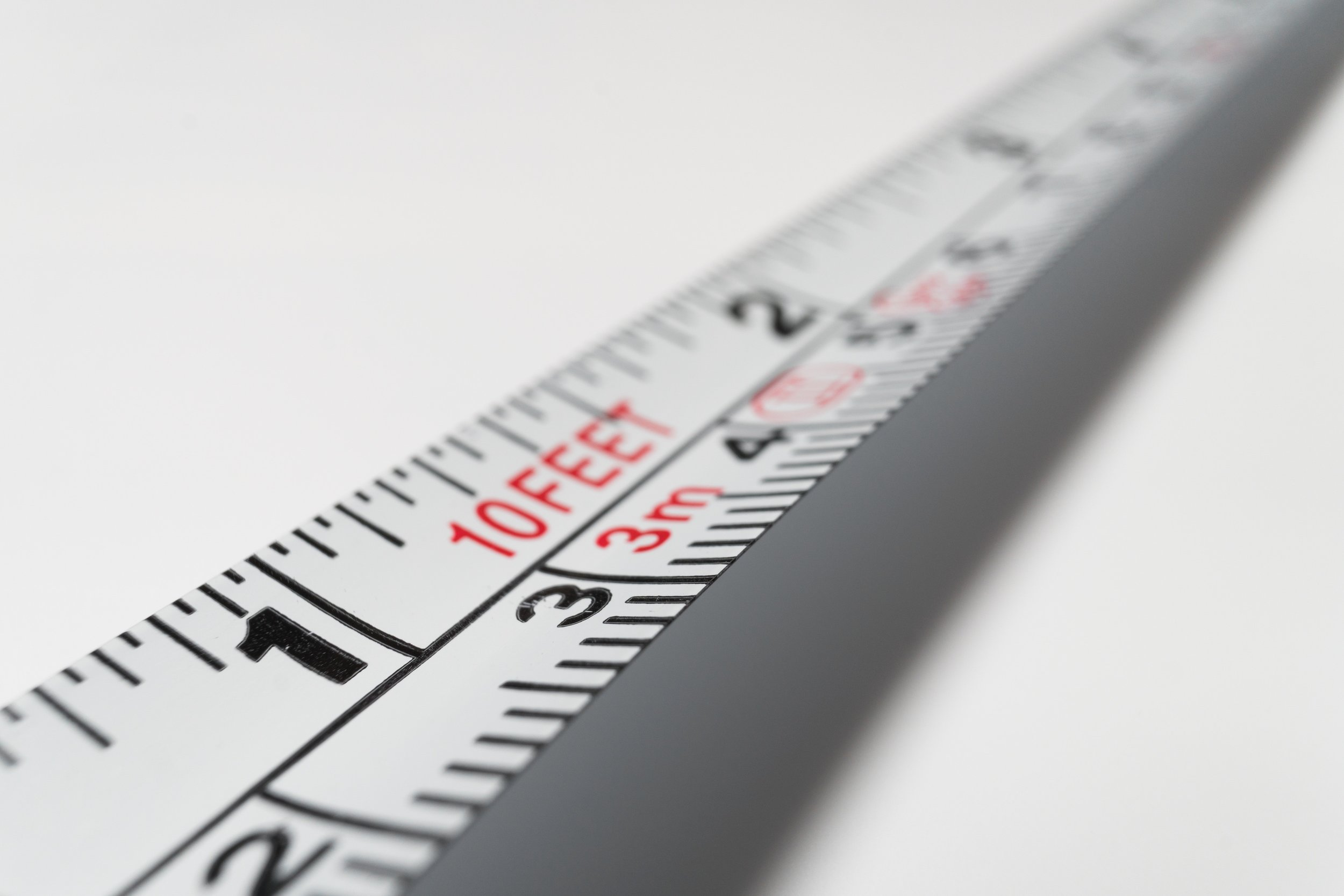 make sure you can measure your goal