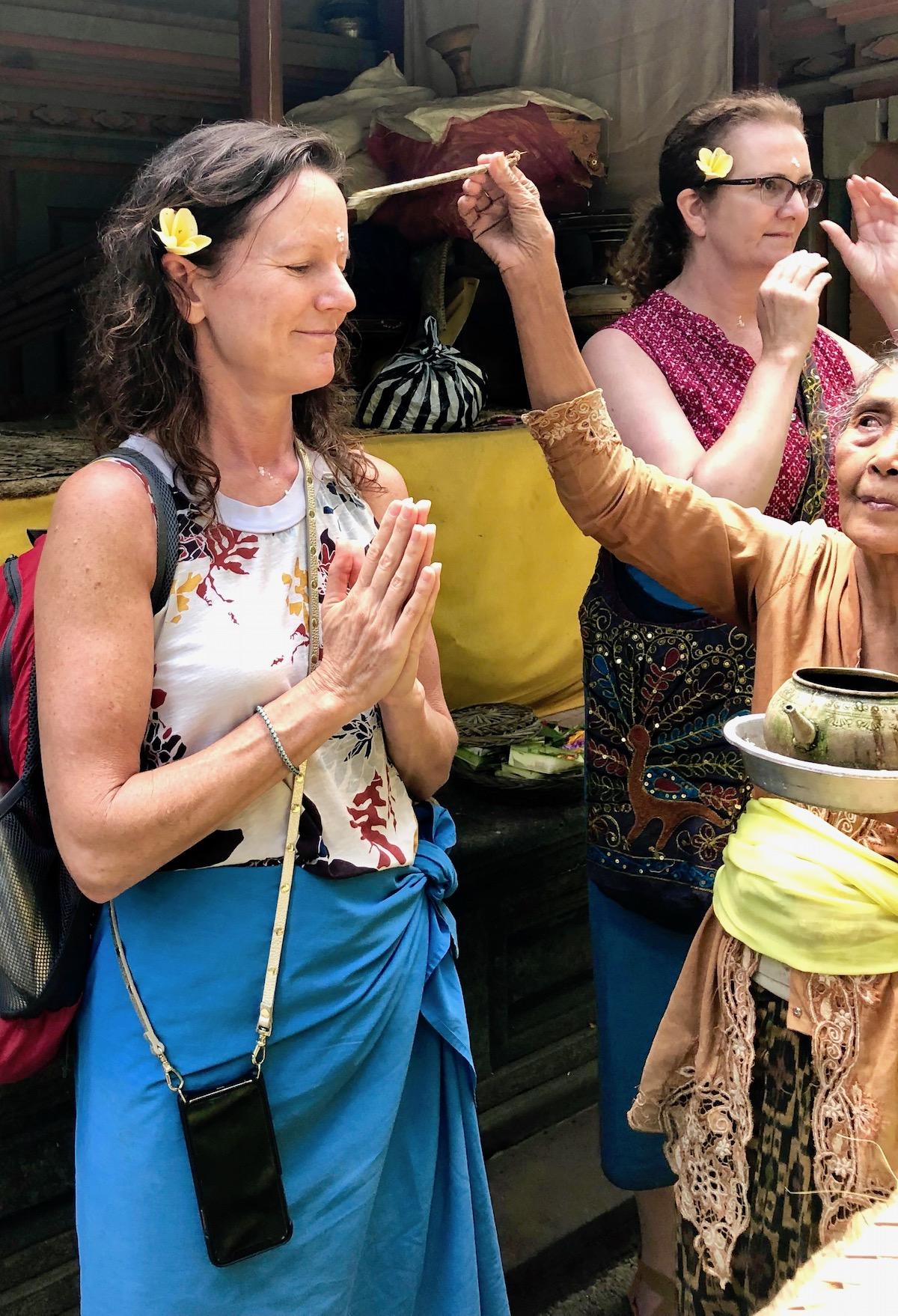 Goa Gajah rice blessing.jpeg