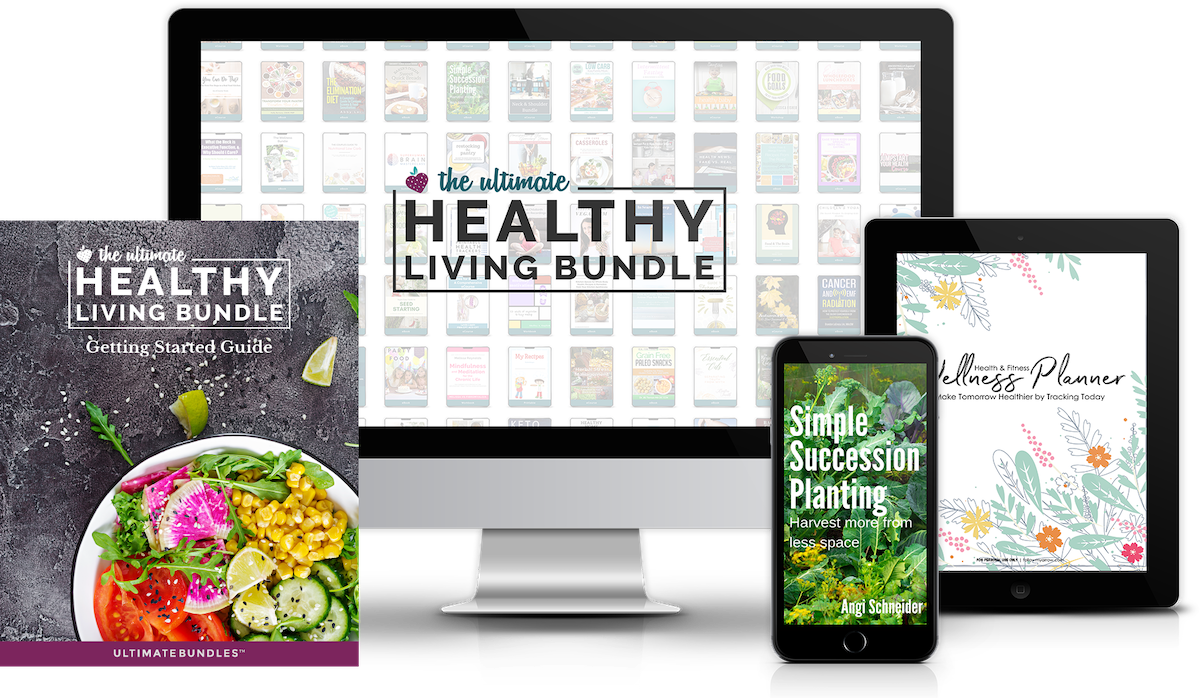 ultimate healthy living bundle images