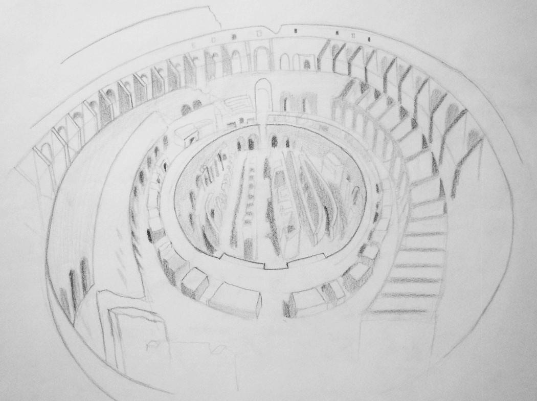 coliseum sketch copyright sophia khan.jpg