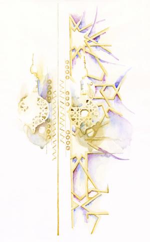 royal-palace-doors-fez-III-watercolor-copyright-sophia-khan.jpg