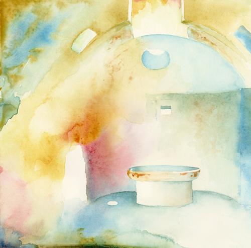Pompeii Bathhouse, Silent Illumination