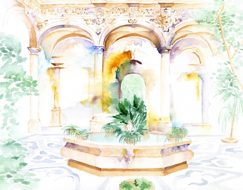 Inner Grace, Palermo