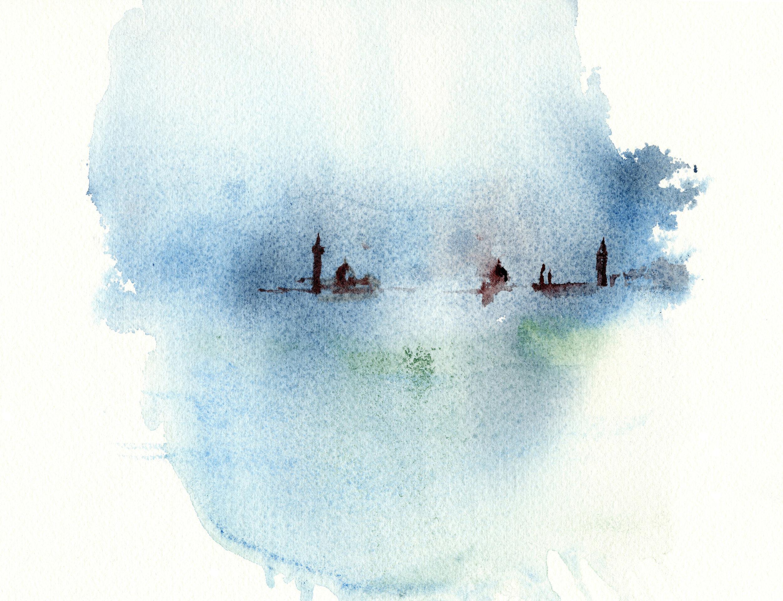 Copy of Venice, Arrival