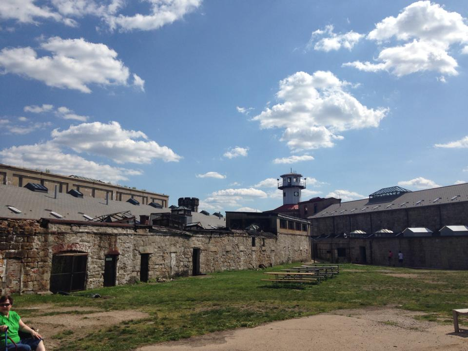 East State Penitentiary, learned about the sad state of prisons centuries ago and today.