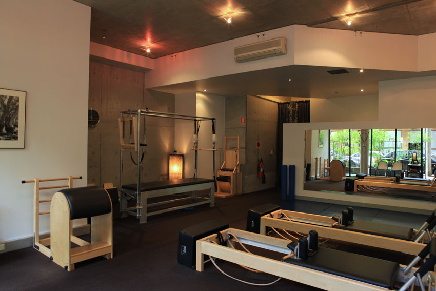 Pilates Studio Sydney in Surry Hills, 5 minutes walk from Central station