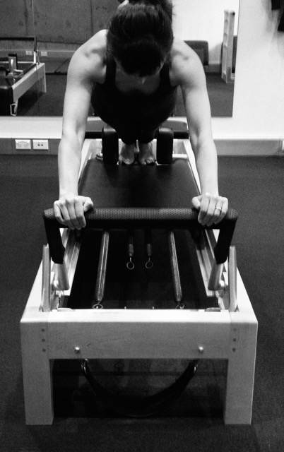 Long Stretch on the Reformer