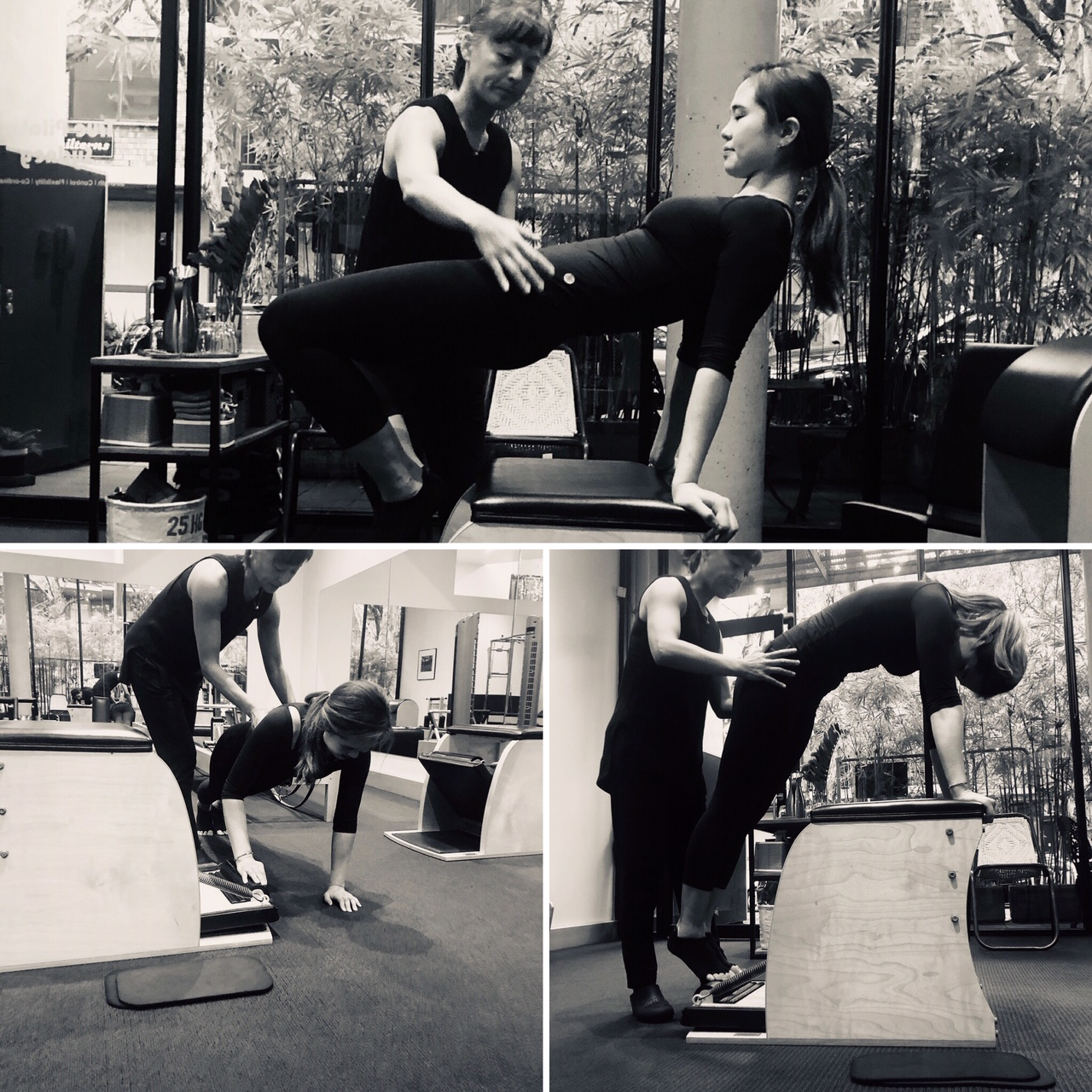 Our Pilates classes are focused on strength training and conditioning
