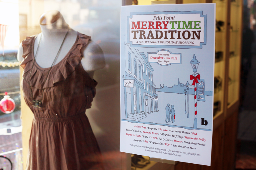 MerryTime Tradition Poster