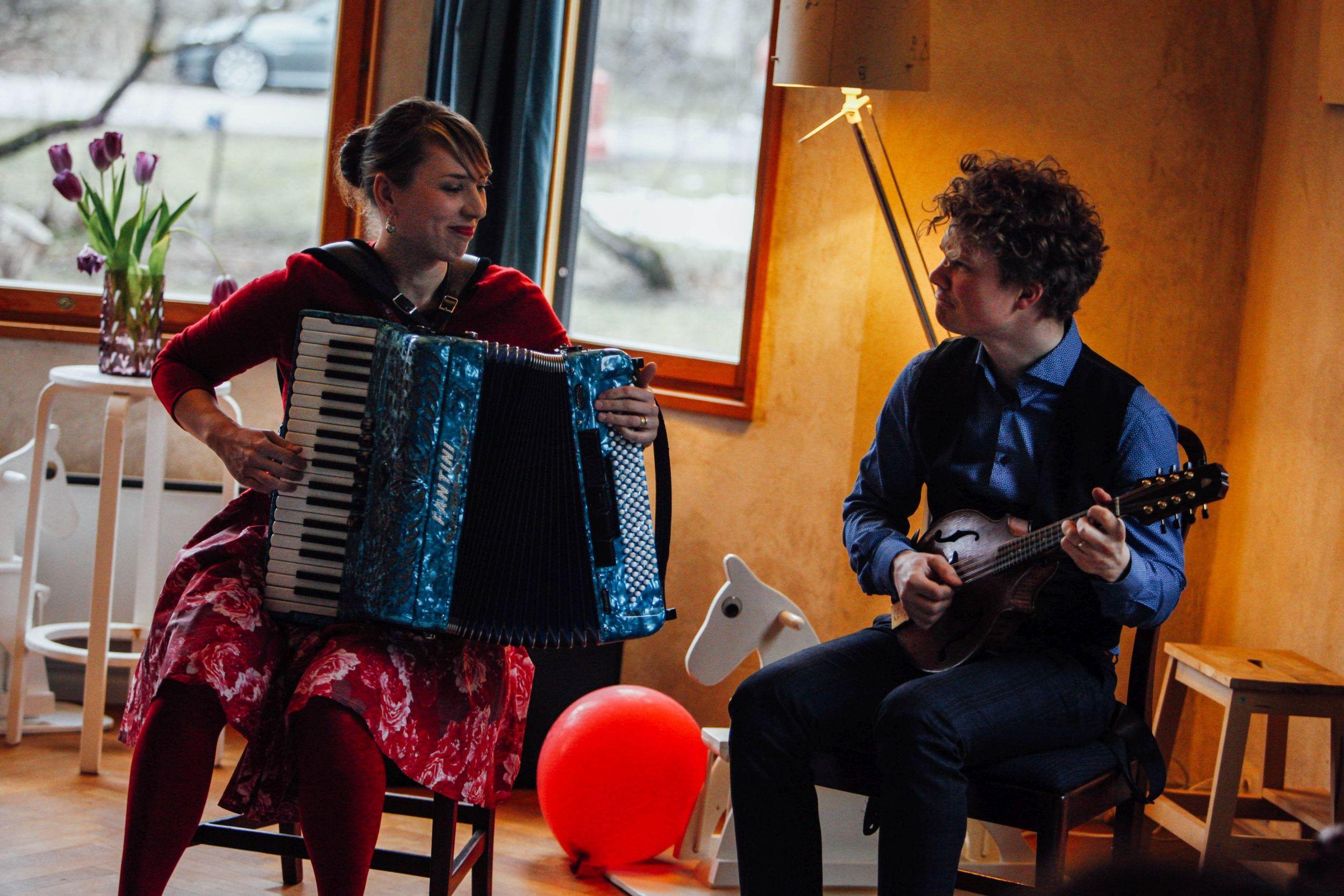 Tuulikki Bartosik Trio at Tallinn Music Week 2016 photo by Kaisa Keizars