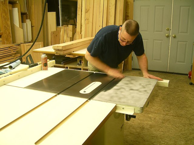 Cleaning Table Saw.jpg