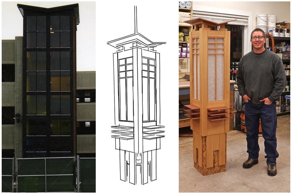 Inspiration-Design & Construction of a Prairie Chandelier