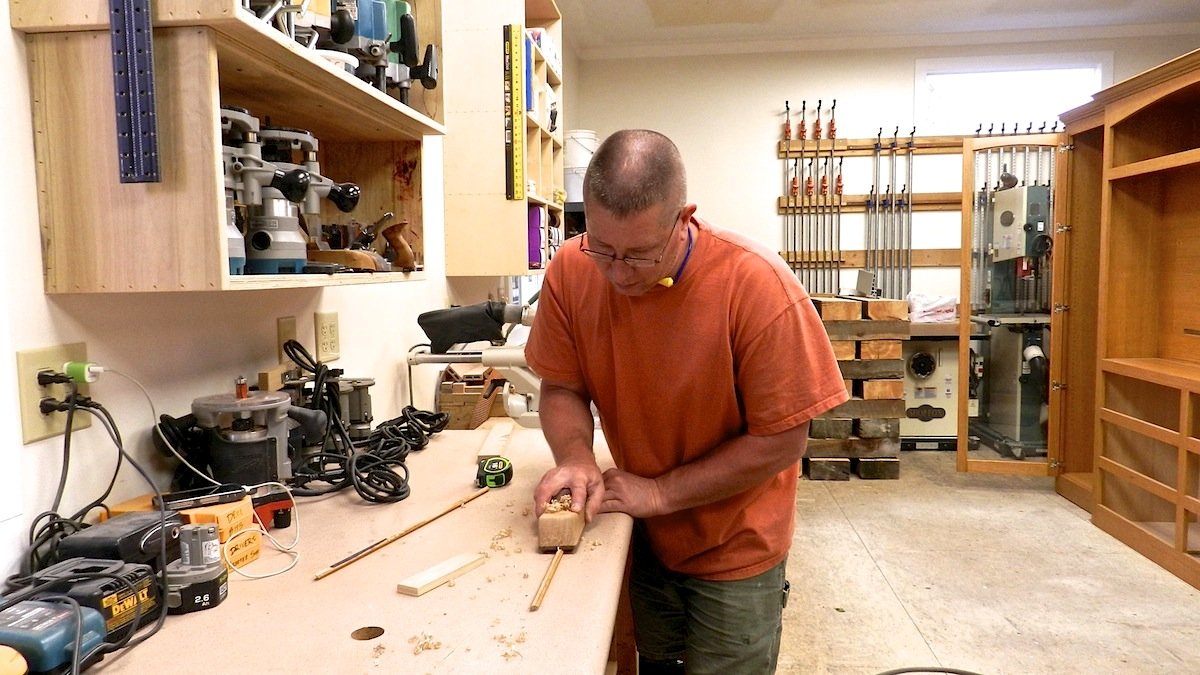 Using the hand plane by Mike Shea is pure woodworking joy.