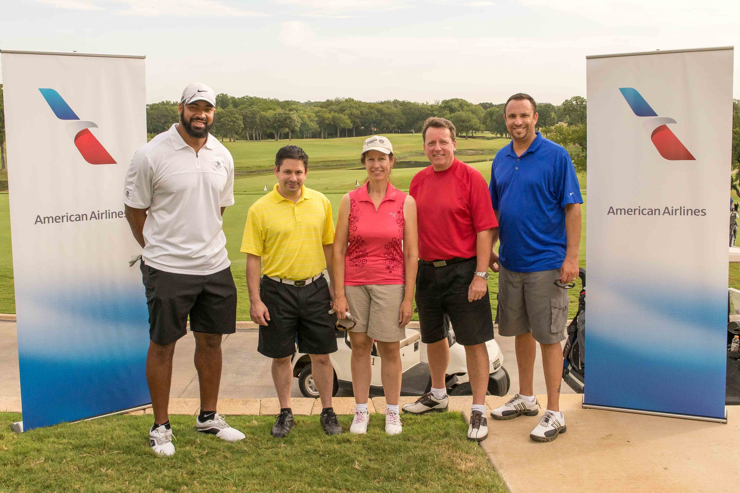 Team Jason Hatcher (Dallas Cowboy)