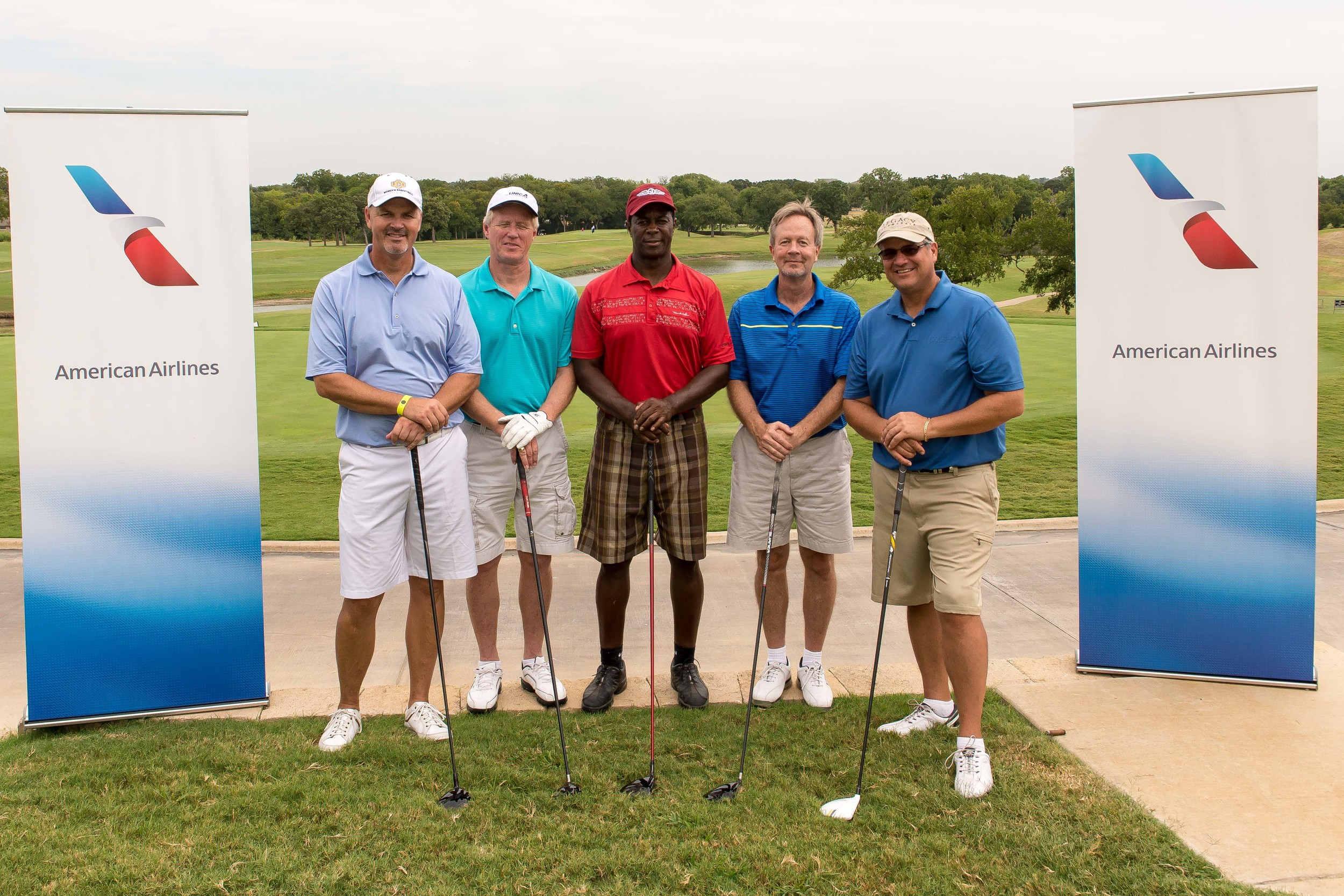 American Airlines 3rd Annual Vision for Haiti Celebrity Golf Tournament