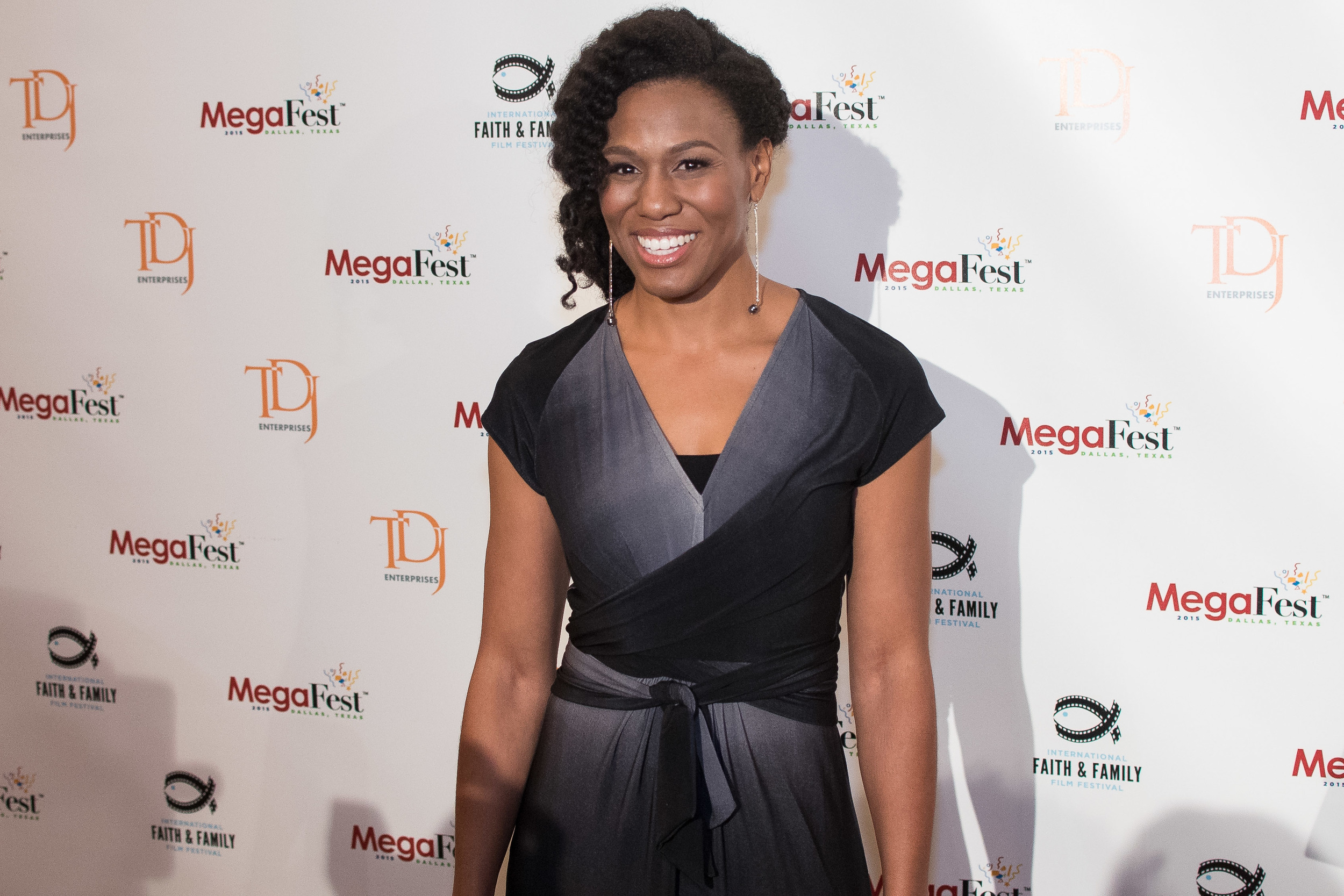Priscilla Shirer at the Film Festival for War Room