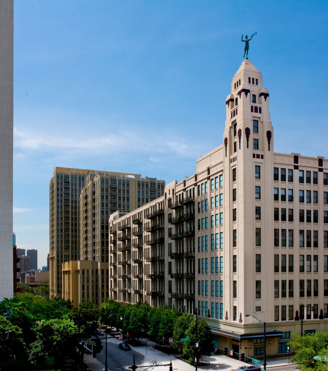 One River Place / Montgomery Ward Administration Building
