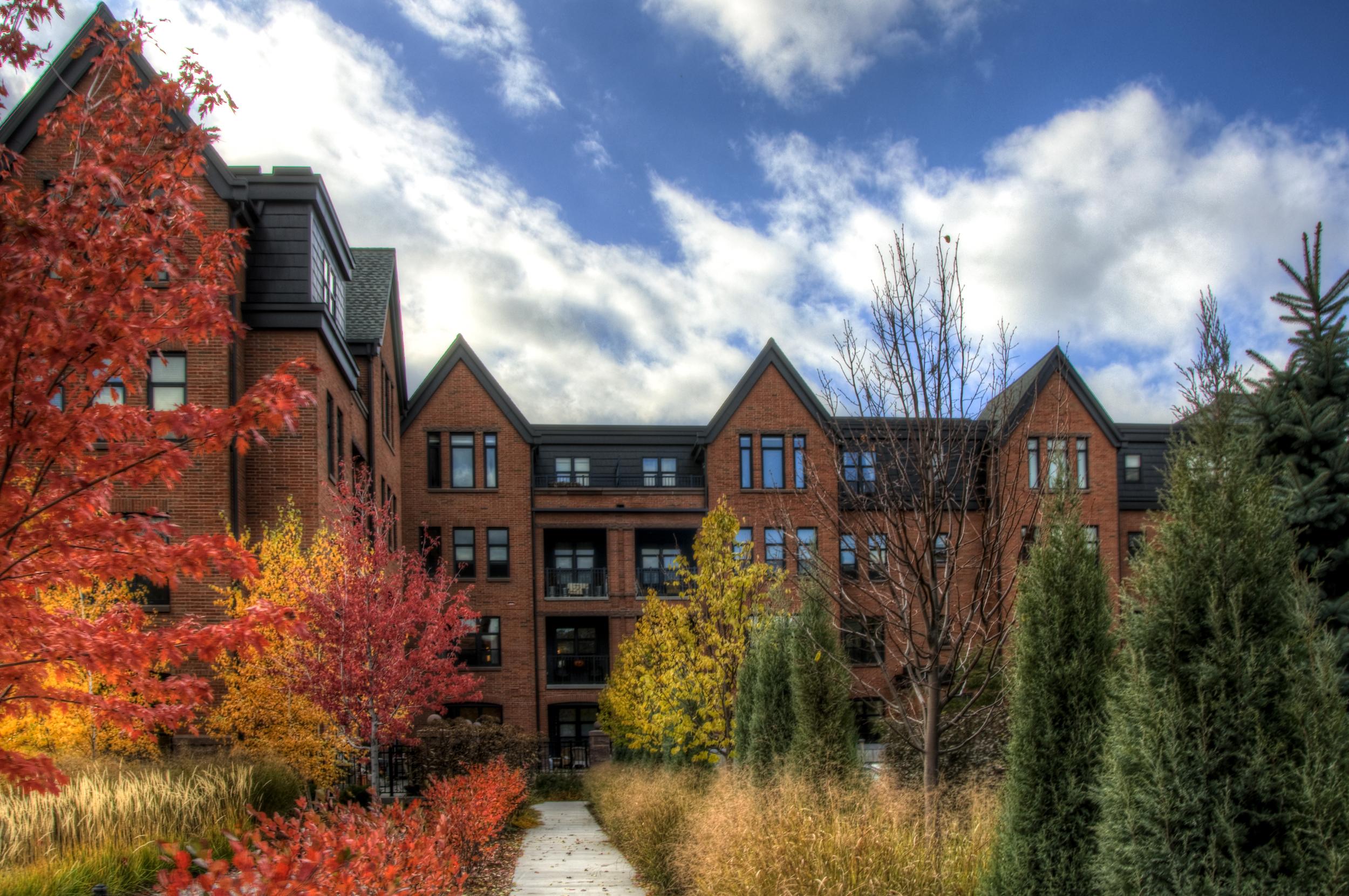 Western Row Condominiums