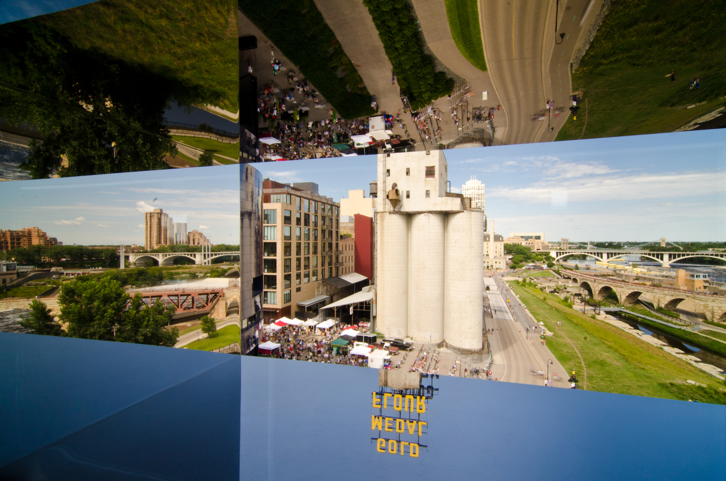 Reflections of Mill City