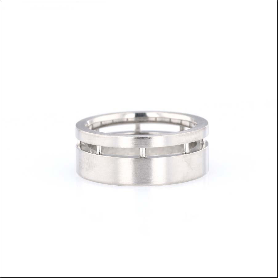 CONTEMPORARY WEDDING BAND STYLES