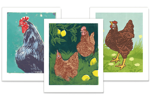 READ MORE  : Hand-carved block print chickens