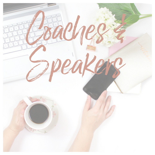 Business, Mindset, Self Love (Health and Fitness Coaches are listed above)