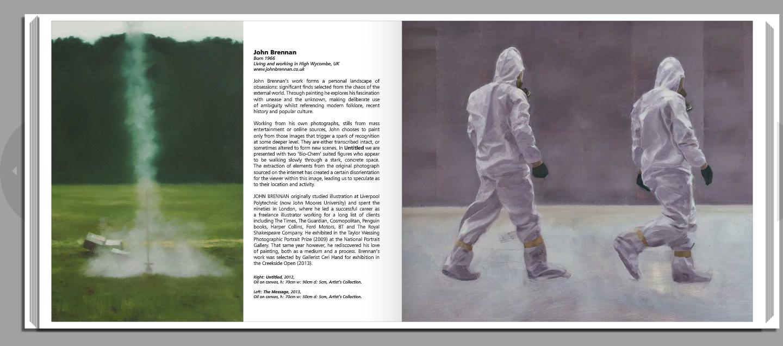 The State of Art  - Representational & Abstract  - Volume 1, 2013 - John Brennan