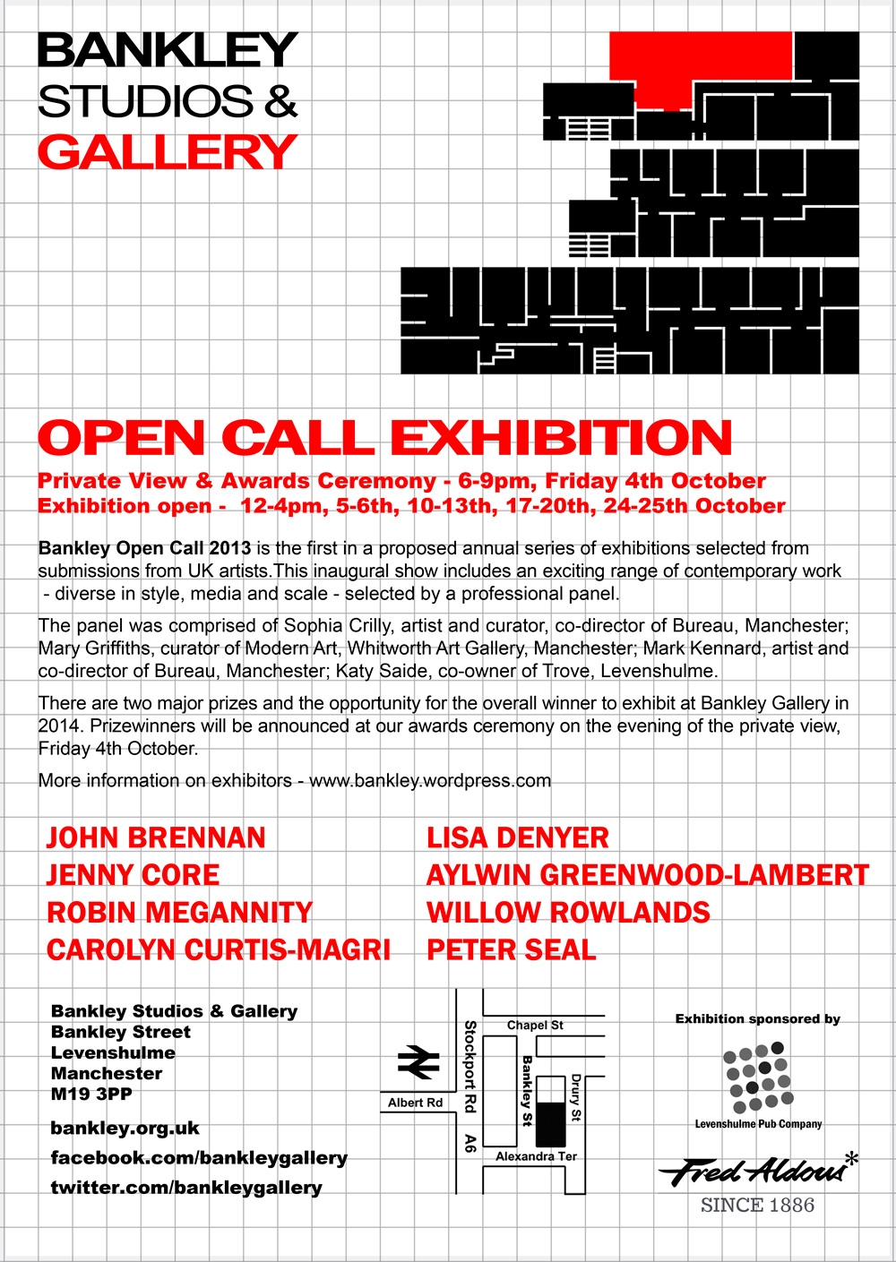 Bankley Open Call 2013