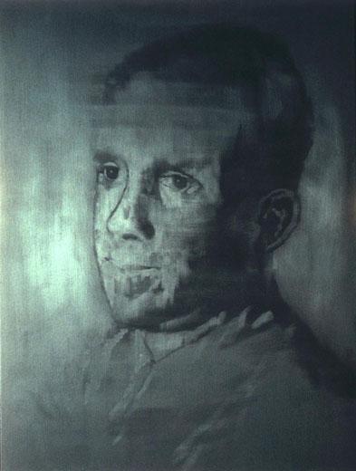 Black Portrait (positive)