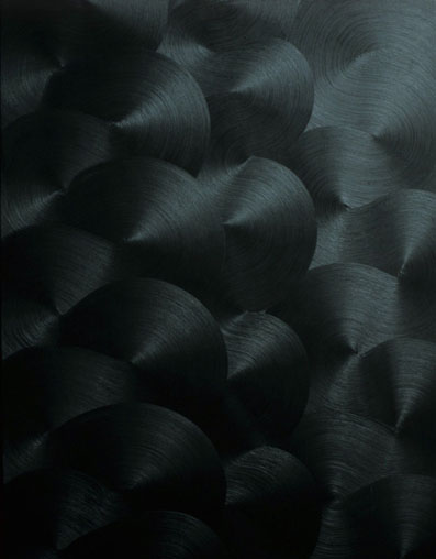 Chris Cran | Black Painting #1 | Oil on canvas | 4' x 3' | 1993